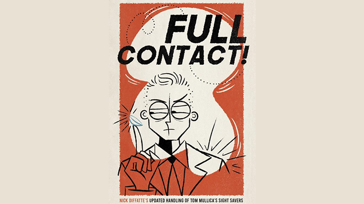 Full Contact (Gimmicks and Online Instructions) by Nick Diffatte - Trick