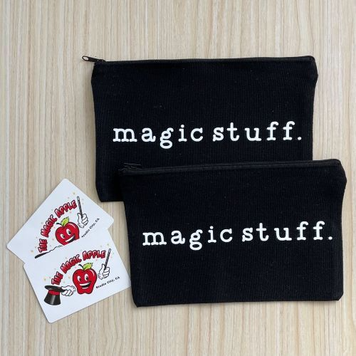 Magic Stuff Pouch by Brianna Makes