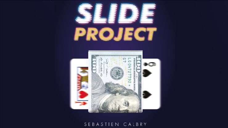 Slide Project (Gimmicks and Online Instructions)