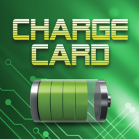 Charge Card an idea by Michael Weber
