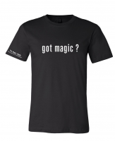 got magic? T-shirt with card reveal!